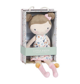 Little Dutch Little Dutch LD4522 Knuffelpop Rosa 50cm