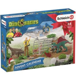 Schleich Schleich Dinosaurs 98064 Adventskalender Dinosaurs 2020