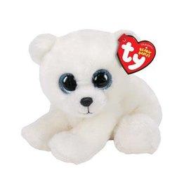 Ty Ty Beanie Babies Ari de ijsbeer 15 cm