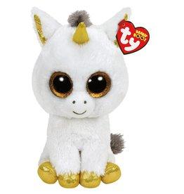 Ty Ty Beanie Boo's XL Pegasus de Witte Eenhoorn 42cm
