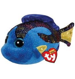 Ty Ty Beanie Boo's XL Aqua de Blauwe Vis 42cm