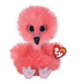 Ty Ty Beanie Buddy Franny Flamingo 24cm
