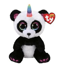 Ty Ty Beanie Boo's Paris Panda 24cm