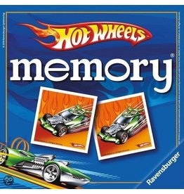 Ravensburger Memory Hotwheels