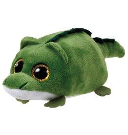 Ty Ty Teeny Ty's Wallie de Groene Alligator  10cm