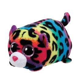 Ty Ty Teeny Ty's Jelly het Regenboog Luipaard 10cm