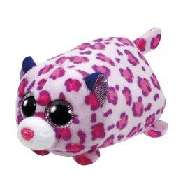 Ty Ty Teeny Ty's Olivia het Roze Luipaard 10cm