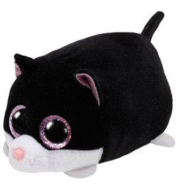 Ty Ty Teeny Ty's Cara de Zwarte Kat 10 cm