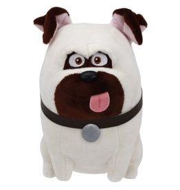 Ty Ty Secret Life Of Pets Mel de Mopshond 25cm