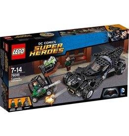 LEGO Lego Super Heroes 76045 Kryptonite Interception