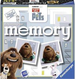 Ravensburger Ravensburger 212255 The Secret Life Of Pets Memory®
