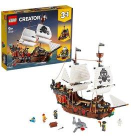 LEGO Lego Creator 3in1 31109 Piratenschip - Pirates Ship