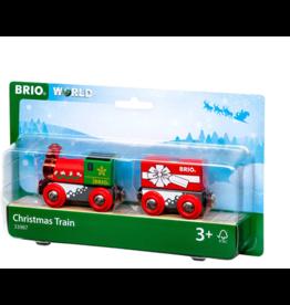 Brio Brio World 33987 Kersttrein - Christmas Train
