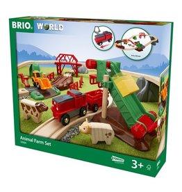 Brio Brio World 33984 Boerderijdierenset - Animal Farm  Set