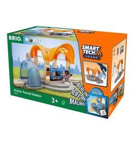 Brio Brio World 33973 Smart Tech Sound Station - Action Tunnel Station
