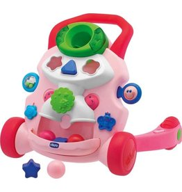 Chicco Chicco Baby Steps Activity Walker Roze