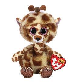 Ty Ty Beanie Buddy Gertie de Giraf 24cm