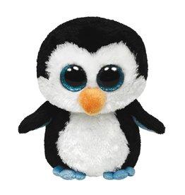 Ty Ty Beanie Buddy Waddles de Pinguin 24cm