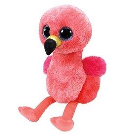 Ty Ty Beanie Buddy Gilda de Roze Flamingo 24cm