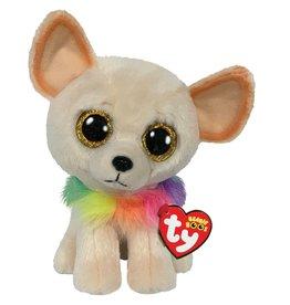 Ty Ty beanie Buddy Chewey de Beige Chihuahua 24cm