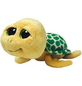 Ty Ty Beanie Buddy Pokey de Geel/Groene Schildpad 24cm