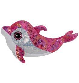 Ty Ty Beanie Buddy Sparkless de Roze Dolfijn 24cm