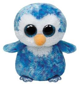 Ty Ty Beanie Buddy Ice Cube de Blauwe Pinguin 24cm