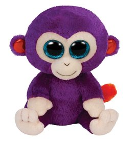Ty Ty Beanie Buddy Grapes de Paarse Aap 24cm