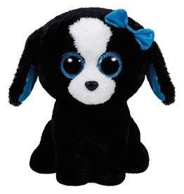 Ty Ty Beanie Buddy Tracey de Zwarte Hond 24cm