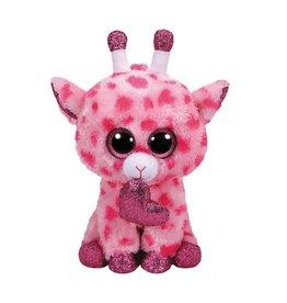 Ty Ty Beanie Buddy Sweetums de Roze Giraf 24cm