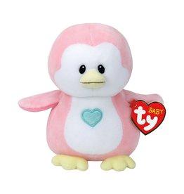 Ty Ty Baby Penny de Roze Pinguin 17cm