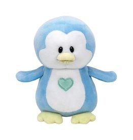 Ty Ty Baby Twinkles de Blauwe Pinguin 17cm