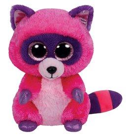 Ty Ty Beanie Boo's Roxie de Roze Wasbeer 15cm