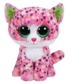 Ty Ty Beanie Boo's Sophie de Roze Kat 15cm
