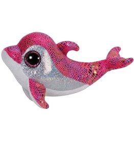 Ty Ty Beanie Boo's Sparkles Roze Glitter Dolfijn 15cm
