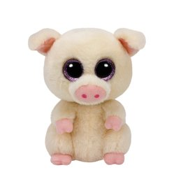 Ty Ty Beanie Boo's Piggley het Varken 15cm