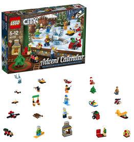 LEGO Lego City 60155 Adventskalender 2017
