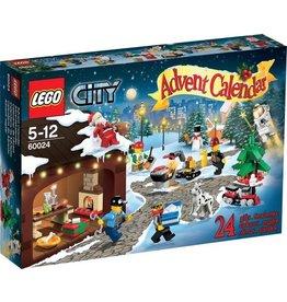 LEGO Lego City 60024 Adventskalender 2013