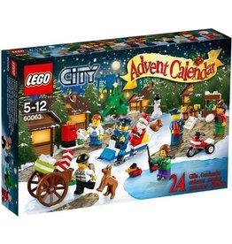 LEGO Lego City 60063 Adventskalender 2014