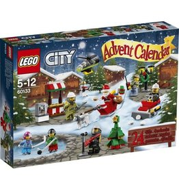 LEGO Lego City 60133 Adventskalender 2016