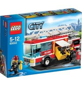 LEGO Lego City 60002  Brandweertruck