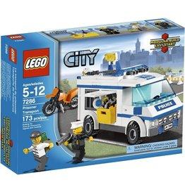 LEGO Lego City 7286 Gevangenentransport