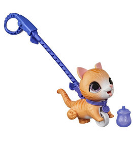 Hasbro FurReal FurReal Peealots Lil Wags, Kat, Oranje