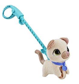 Hasbro FurReal FurReal Walkalots Lil Wags, Kitty, Beige