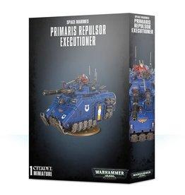 Games Workshop Warhammer 40000 Space Marines Primaris Repulsor Executioner