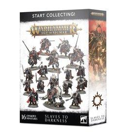 Games Workshop Warhammer Age of Sigmar: Start Collecting - Slaves to Darkness