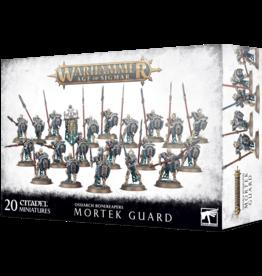 Games Workshop Warhammer Age of Sigmar-Ossiarch Bonereapers Mortek Guard