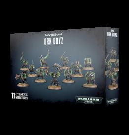 Games Workshop Warhammer 40000 Ork Boyz