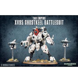 Games Workshop Warhammer 40000   Tau Empire XV95 Ghostkeel Battle