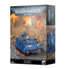 Games Workshop Warhammer 40000 Space Marines RAZORBACK